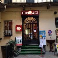 Photo taken at Punto Einaudi by Stargirl on 2/13/2016