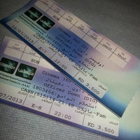 Photo taken at Cinescape by AlReem Alm✨ .. on 7/14/2013