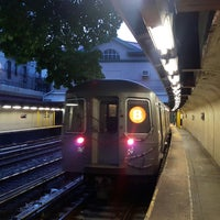 Photo taken at MTA Subway - Beverley Rd (Q) by Mikey K. on 7/18/2017