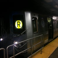 Photo taken at MTA Subway - R Train by Mikey R. on 4/24/2017
