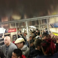 Photo taken at MTA Subway - R Train by Mikey R. on 5/1/2017