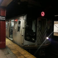 Photo prise au MTA Subway - Delancey St/Essex St (F/J/M/Z) par Mikey R. le3/13/2017