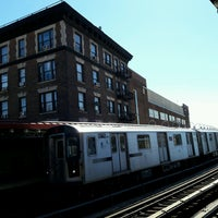 Photo taken at MTA Subway - 174th St (2/5) by Mikey K. on 3/5/2017