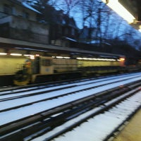 Photo taken at MTA Subway - Beverley Rd (Q) by Mikey K. on 3/18/2017