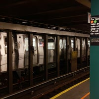 Photo taken at MTA Subway - Bergen St (F/G) by Mikey K. on 7/5/2017