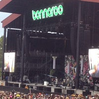 Photo prise au What Stage at Bonnaroo Music & Arts Festival par Abril J. le6/14/2014