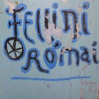 Das Foto wurde bei Fellini Római Kultúrbisztró von Algopirin am 5/1/2013 aufgenommen