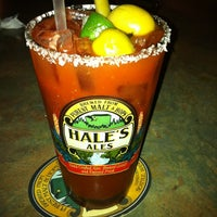 Photo taken at Hale's Ales Brewery & Pub by Audrey on 11/4/2012