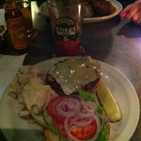 Photo taken at Hale's Ales Brewery & Pub by Audrey on 11/19/2012