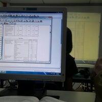 Photo taken at Computer Lab Wisma KSHAS, Uniten by Masztura J. on 1/4/2016