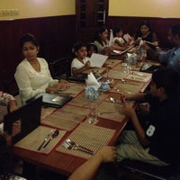 Photo taken at Thai Wok Restaurant by Azman R. on 10/25/2013