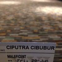 Photo taken at Ciputra Cibubur XXI by Didiet F. on 6/20/2014