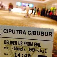 Photo taken at Ciputra Cibubur XXI by Didiet F. on 7/9/2014