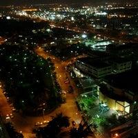 Photo taken at Parque das Rosas by Morgana B. on 10/26/2012