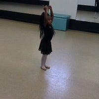 Photo taken at Barbara's Centre For Dance by Andine H. on 9/18/2012