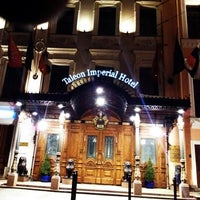 Photo taken at Талион Империал / Taleon Imperial Hotel by Андрей Я. on 2/12/2013