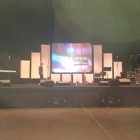 Photo taken at Bellco Theatre by Joe B. on 10/26/2012