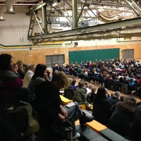 Photo taken at Windsor Secondary School by Erin M. on 1/18/2013