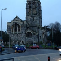 Photo taken at St David's Church by Denis A. on 1/11/2013