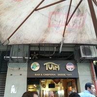 Foto tirada no(a) Bar Chopp Tuim por Adv Rafael R. em 8/20/2014