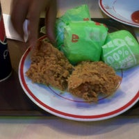 Photo taken at KFC by Andi Y. on 11/1/2012