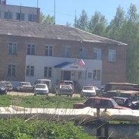 Photo taken at Полиция by Ульяна Б. on 6/3/2013