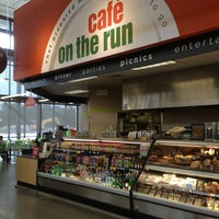 Photo taken at Cafe On The Run by Aptraveler on 7/17/2013