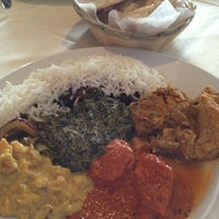 Photo taken at Nirvana Indian Restaurant by Aptraveler on 9/5/2013