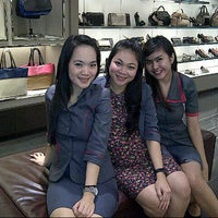 Photo taken at Charles & Keith by yani mulya a. on 3/19/2013