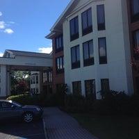 Photo taken at Hampton Suites Fairfield by Kurt R. on 6/6/2014