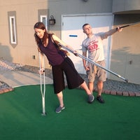 Photo taken at Castle Cove Mini Golf & Arcade by Kurt R. on 7/31/2014