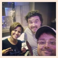 Photo taken at E-music - estúdio de música by Felipe B. on 1/16/2014