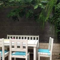 Photo taken at Jasmine Tea House by Eftim R. on 6/13/2014