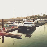 Photo taken at Douro Marina by Fernando C. on 8/28/2013