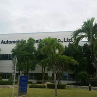 Photo taken at Honda Automobile (Thailand) Co.,Ltd. by Aiw Aiw L. on 8/26/2015