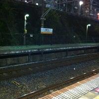 Photo taken at JR Mikunigaoka Station by Tkm7648 on 11/12/2012