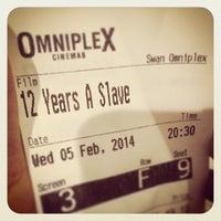 Photo taken at Omniplex Cinema by David D. on 2/5/2014