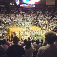 Photo taken at Stan Sheriff Center by Krissy on 3/3/2013