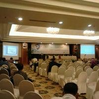 Photo taken at Grand Sahid Jaya by Eko P. on 12/5/2012