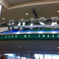 Photo taken at Boise Airport (BOI) by Chow B. on 12/1/2012