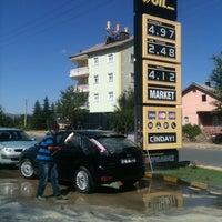 Photo taken at Soil Cindayı Petrol by Serdar K. on 7/24/2013
