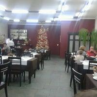 Foto tirada no(a) A Cabana Restaurante E Churrascaria por Luiz C. em 12/28/2012