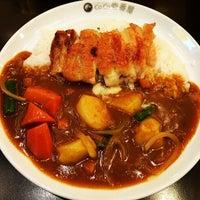 Photo taken at CoCo ICHIBANYA   Curry House (壱番屋) by Cindy J. on 3/3/2014