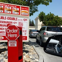 Photo taken at In-N-Out Burger by dmackdaddy on 6/4/2013