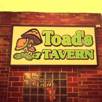 Photo taken at Toad's Tavern by Toad's Tavern on 2/10/2014