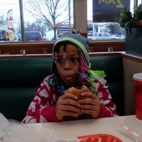 Photo taken at Wendy's by Kenj on 3/1/2013