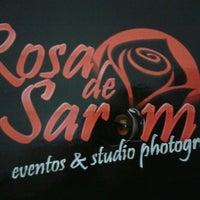 Photo taken at Rosa De Saron Eventos by Hugo R. on 2/20/2013