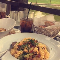Photo taken at Lakeside Cafe by Noura ,. on 4/22/2017