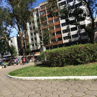 Photo taken at Praça Getulio Vargas  Nova friburgo by Carol M. on 6/11/2016