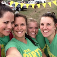Photo taken at The Dirty Dash by Angie F. on 9/14/2013